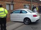 """Hình ảnh vụ tai nạn của BMW 1-Series khiến nhiều người tưởng là """"hư cấu"""""""