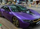 Thiếu gia Tiền Giang chi 20 triệu Đồng thay đổi màu sơn cho hàng hot BMW i8