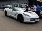 Hàng độc Chevrolet Corvette C7 Stingray Convertible tìm thấy chủ nhân tại Sài Gòn
