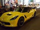 Hàng hiếm Chevrolet Corvette C7 Z06 mui trần biển đẹp dạo chơi tối 29 Tết