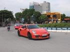 "Cường ""Đô-la"" cầm lái siêu xe Porsche 911 GT3 RS Coupe độc nhất Việt Nam"