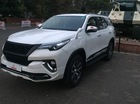 SUV cỡ trung Toyota Fortuner 2017 biến hóa với bộ body kit của Thái Lan