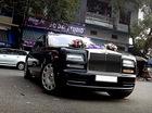 Rolls-Royce Phantom EWB Series II 28 tỷ Đồng làm xe rước dâu tại Hải Dương