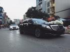 Mercedes-Maybach S600 trị giá 14,2 tỷ Đồng cùng dàn xe sang rước dâu đình đám tại Hà thành