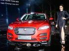 """Jaguar F-Pace mới ra mắt Việt Nam được bình chọn là """"Xe của năm 2017"""""""