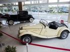 Ngắm nhìn xế cổ Chevrolet hơn 85 tuổi và xế cổ MG hơn 60 tuổi