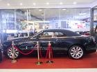 Cận cảnh xế siêu sang Rolls-Royce Dawn tại Hà Nội