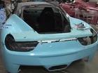"""3 người bị bắt giữ vì sản xuất siêu xe Ferrari và Lamborghini """"nhái"""" để bán"""