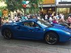 Cặp đôi Ferrari 488 mui trần đọ dáng cùng nhau trên phố Hà thành