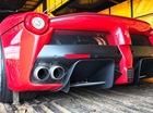 Siêu xe Ferrari LaFerrari nhập lậu bị lực lượng chức năng tịch thu