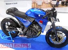 Chiêm ngưỡng phiên bản Café Racer của Suzuki GSX-R150 sắp ra mắt Việt Nam