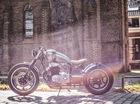 Honda CMX450 Rebel độ phong cách Bobber đậm chất lãng tử