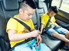 Bí quyết du lịch an toàn khi có trẻ nhỏ trên xe