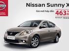 Nissan Sunny giảm giá mạnh còn 463 triệu đồng từ 15/02/2017