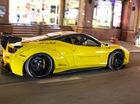 """Cận cảnh """"siêu phẩm"""" Ferrari 458 Italia độ Liberty Walk đầu tiên tại Việt Nam"""