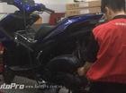 Sau tất cả, Yamaha NVX đã được thay thế giảm xóc