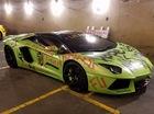 """Hình ảnh siêu xe Lamborghini Aventador bị """"vẽ bậy"""" khiến nhiều cư dân mạng tưởng thật"""