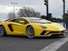 Lamborghini Aventador S LP740-4 lần đầu tiên xuất hiện trên đường phố
