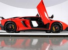 Vẻ đẹp siêu xe hàng hiếm Lamborghini Aventador SV đỏ rực rao bán 12,7 tỷ Đồng