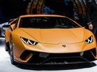 Xem màn ra mắt ấn tượng của Lamborghini Huracan Performante tại triển lãm Geneva 2017