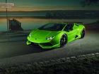Vẻ đẹp của Lamborghini Huracan Spyder độ 860 mã lực