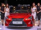 """Lexus LC 500 2018 chính thức trình làng tại Malaysia, đại gia Việt """"phát thèm"""""""