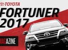 Toyota Fortuner 2017: Như hổ thêm cánh