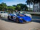 """Cường """"Đô-la"""" cầm lái siêu xe McLaren 650S Spider của Minh """"Nhựa"""""""