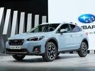 Subaru XV 2018 trình làng, tăng sức cạnh tranh với Honda CR-V