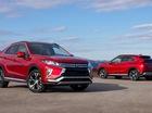 Vén màn Mitsubishi Eclipse Cross với ngoại thất hao hao Outlander Sport, nội thất giống Lexus NX