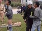 Yên Bái: Gây tai nạn còn lăng mạ CSGT