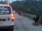 Bị xe tải tông từ phía sau, 2 mẹ con tử vong tại chỗ