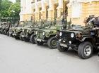 Dàn xe Jeep Hà Thành tập trung ngày nghỉ lễ