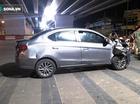 Sợ bị đuổi đánh, nam thanh niên lái ô tô gây náo loạn đường phố