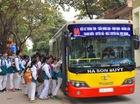 Hà Nội: Xe buýt dành riêng cho học sinh để giảm tắc đường?