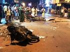 TP HCM: Va chạm liên hoàn giữa 4 xe máy, 2 người tử vong, 4 người bị thương nặng