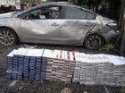 Lái xe chở thuốc lá lậu gây tai nạn chết người rồi bỏ trốn