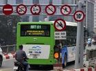 Hà Nội sẽ cấp phù hiệu cho taxi trên tuyến có xe buýt nhanh