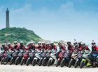 Thị trường xe máy 2017 vẫn tăng trưởng mạnh