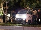 Va chạm với xe Cảnh sát trật tự, 1 phụ nữ tử vong