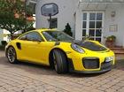 """Bắt gặp """"vua tốc độ"""" mới trong gia đình Porsche 911 lăn bánh trên phố"""