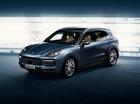 """SUV hạng sang Porsche Cayenne 2018 bất ngờ """"hiện nguyên hình"""" trước ngày ra mắt"""