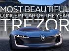 Renault TRÉZOR - xe concept đẹp nhất 2016