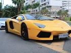 """Lamborghini Aventador biển """"tứ quý 9"""" được đưa đi làm đẹp"""