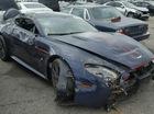 Hư hỏng nặng, siêu xe Aston Martin V8 Vantage vẫn được chào bán 900 triệu Đồng
