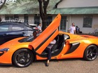 Tay chơi 8X Sài thành tậu McLaren 650S Spider chơi Tết