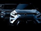 SsangYong hé lộ mẫu SUV cỡ trung mới với tên kỳ lạ