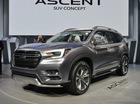 Subaru Ascent - Xe SUV 3 hàng ghế mới hoàn toàn mới