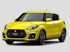 Suzuki Swift Sport 2017 lần đầu tiên được vén màn