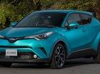 """Toyota C-HR trở thành """"vua doanh số"""" tại thị trường quê nhà"""